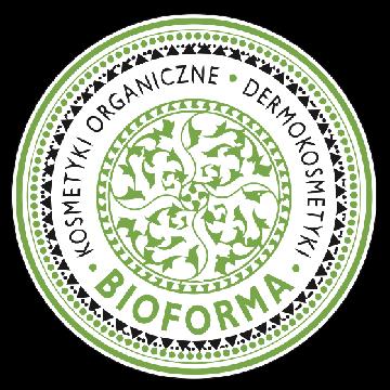 Logo partnera: Sklep z kosmetykami naturalnymi Bioforma