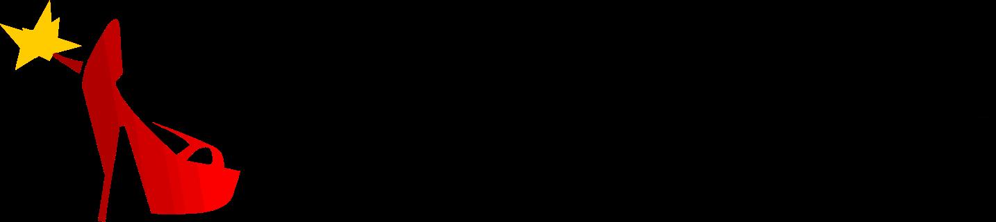 Logo cyklu: Iskra na Obcasach