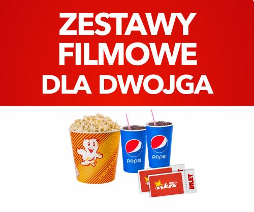 Obrazek sekcji: Zestaw Filmowy dla Dwojga